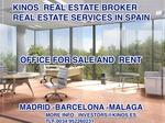 Thumb office for sale spain yield