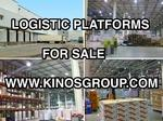 Thumb logistic platforms for sale