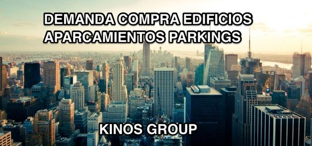 Large parking compra madrid