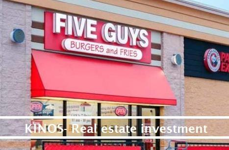 Large a five guys